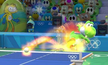 Immagine -1 del gioco Mario & Sonic ai Giochi Olimpici di Rio 2016 per Nintendo 3DS