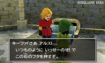 Immagine -5 del gioco Dragon Quest VII: Frammenti di un Mondo Dimenticato per Nintendo 3DS