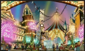 Immagine -3 del gioco Il Professor Layton la Maschera dei Miracoli per Nintendo 3DS