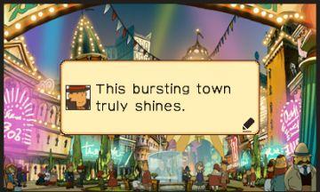 Immagine -1 del gioco Il Professor Layton la Maschera dei Miracoli per Nintendo 3DS