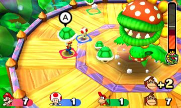 Immagine -7 del gioco Mario Party Star Rush per Nintendo 3DS