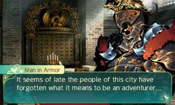 Immagine -3 del gioco Etrian Odyssey V: Beyond the Myth per Nintendo 3DS