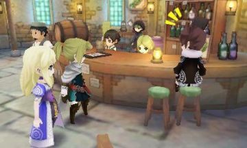 Immagine -3 del gioco The Alliance Alive per Nintendo 3DS