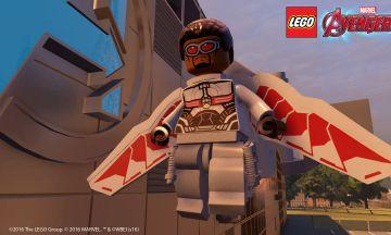 Immagine -4 del gioco LEGO Marvel's Avengers per Nintendo 3DS