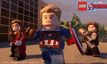 Immagine -2 del gioco LEGO Marvel's Avengers per Nintendo 3DS