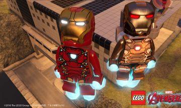 Immagine -1 del gioco LEGO Marvel's Avengers per Nintendo 3DS