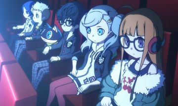 Immagine -5 del gioco Persona Q2: New Cinema Labyrinth per Nintendo 3DS