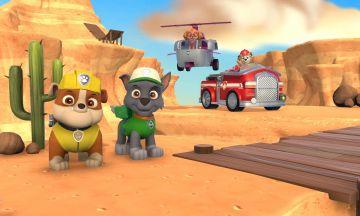 Immagine -1 del gioco PAW Patrol: Al Lavoro per Nintendo 3DS
