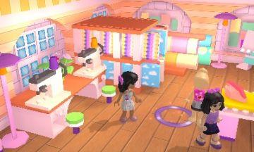 Immagine -4 del gioco LEGO Friends per Nintendo 3DS
