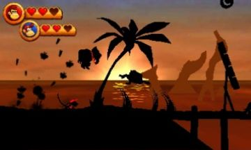 Immagine -2 del gioco Donkey Kong Country Returns 3D per Nintendo 3DS