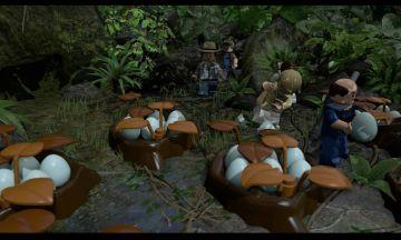 Immagine -4 del gioco LEGO Jurassic World per Nintendo 3DS