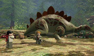 Immagine -3 del gioco LEGO Jurassic World per Nintendo 3DS