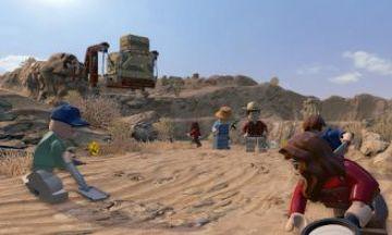 Immagine -1 del gioco LEGO Jurassic World per Nintendo 3DS