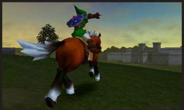 Immagine -3 del gioco The Legend of Zelda: Ocarina of Time per Nintendo 3DS