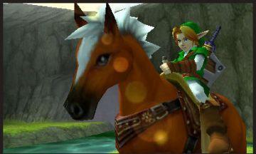 Immagine -1 del gioco The Legend of Zelda: Ocarina of Time per Nintendo 3DS