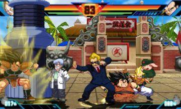 Immagine -17 del gioco Dragon Ball Z Extreme Butoden per Nintendo 3DS