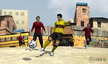Immagine -4 del gioco FIFA 12 per Nintendo 3DS