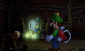 Immagine -4 del gioco Luigi's Mansion per Nintendo 3DS