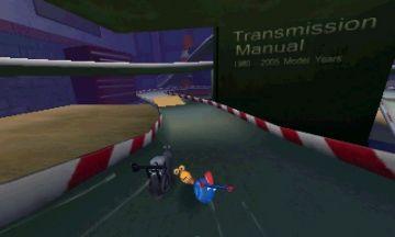 Immagine -5 del gioco Turbo Acrobazie in pista per Nintendo 3DS