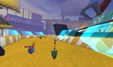 Immagine -4 del gioco Turbo Acrobazie in pista per Nintendo 3DS