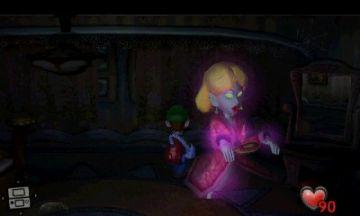 Immagine -2 del gioco Luigi's Mansion per Nintendo 3DS