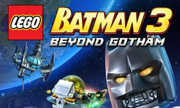 Immagine -5 del gioco LEGO Batman 3: Gotham e Oltre per Nintendo 3DS