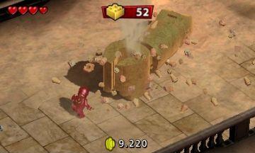 Immagine -5 del gioco LEGO Marvel Super Heroes: L'Universo in Pericolo per Nintendo 3DS