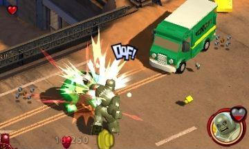 Immagine -4 del gioco LEGO Marvel Super Heroes: L'Universo in Pericolo per Nintendo 3DS
