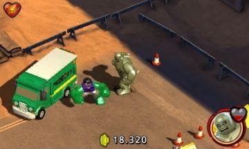 Immagine -3 del gioco LEGO Marvel Super Heroes: L'Universo in Pericolo per Nintendo 3DS