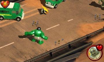 Immagine -2 del gioco LEGO Marvel Super Heroes: L'Universo in Pericolo per Nintendo 3DS