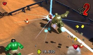 Immagine -1 del gioco LEGO Marvel Super Heroes: L'Universo in Pericolo per Nintendo 3DS
