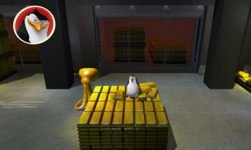 Immagine -3 del gioco I Pinguini di Madagascar per Nintendo 3DS