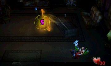 Immagine -3 del gioco Luigi's Mansion per Nintendo 3DS