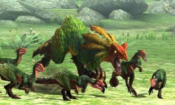 Immagine 0 del gioco Monster Hunter Generations per Nintendo 3DS