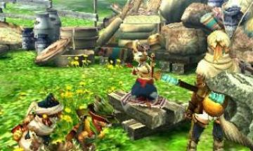Immagine -2 del gioco Monster Hunter Generations per Nintendo 3DS
