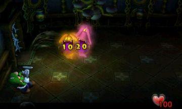 Immagine -1 del gioco Luigi's Mansion per Nintendo 3DS
