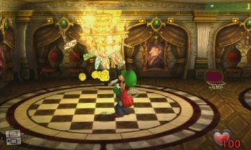Immagine -5 del gioco Luigi's Mansion per Nintendo 3DS
