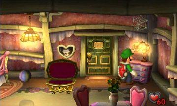 Immagine -6 del gioco Luigi's Mansion per Nintendo 3DS