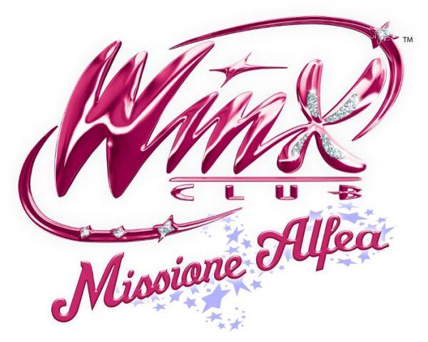 Logo del gioco Winx Club: Missione Alfea per Nintendo DS