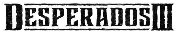 Logo del gioco Desperados III per PlayStation 4