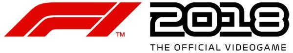 Logo del gioco F1 2018 per Playstation 4