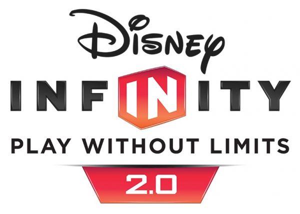 Logo del gioco Disney Infinity 2.0: Marvel Super Heroes per Xbox 360