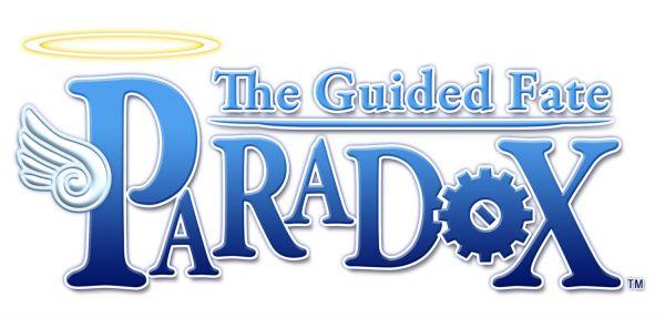 Logo del gioco The Guided Fate Paradox per PlayStation 3