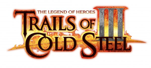 Logo del gioco The Legend of Heroes: Trails of Cold Steel III per PlayStation 4