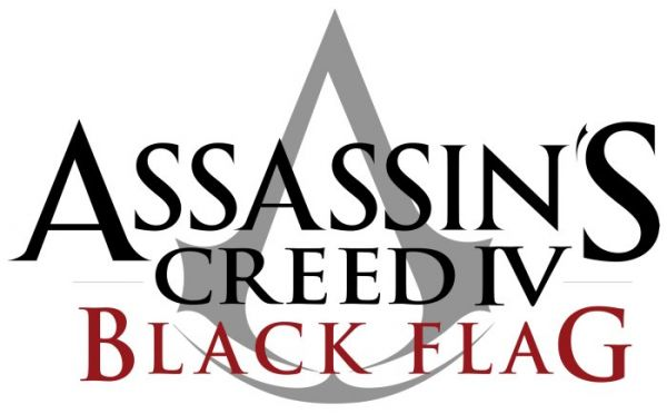 Logo del gioco Assassin's Creed IV Black Flag per Nintendo Wii U