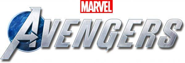 Logo del gioco Marvel's Avengers per PlayStation 4
