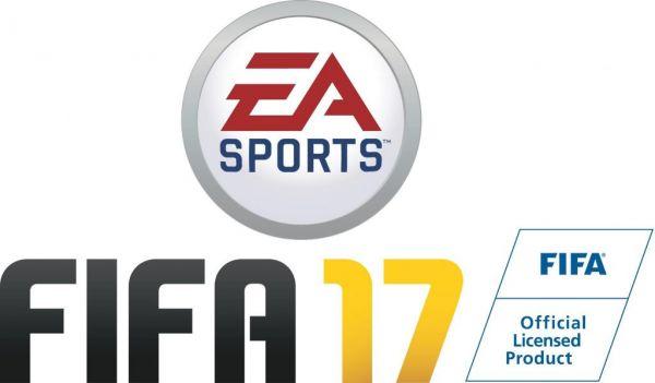 Logo del gioco FIFA 17 per Xbox One