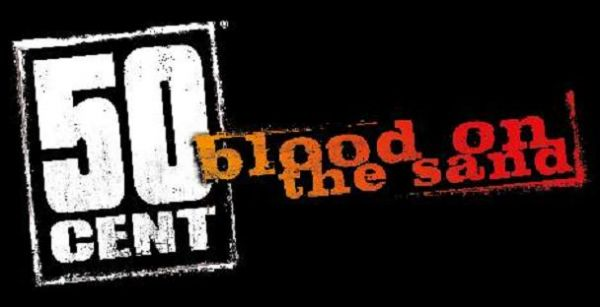 Logo del gioco 50 Cent: Blood On The Sands per PlayStation 3
