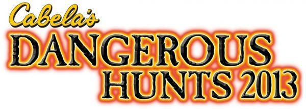 Logo del gioco Cabela's Dangerous Hunts 2013 per PlayStation 3