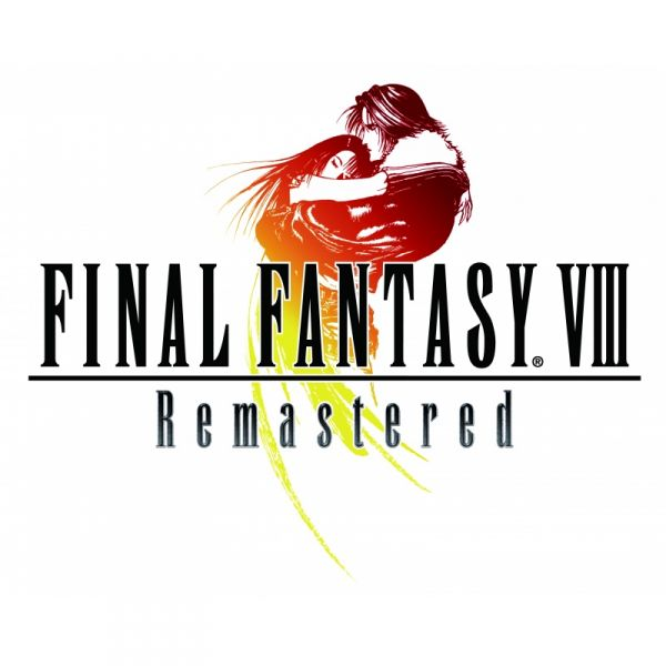 Logo del gioco Final Fantasy VIII Remastered per Nintendo Switch